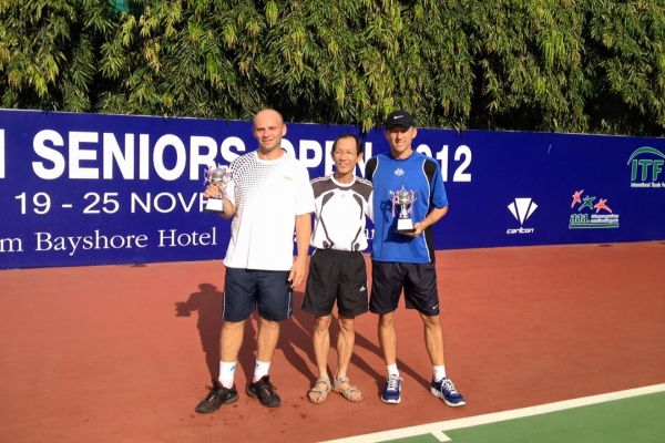 Our Coaches - Daniel and Jiri