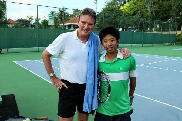 Our Coaches - Tong and Jimmy Connors